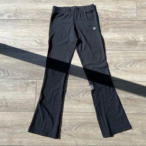 Vintage Rare Lululemon Straight Leg Yoga Pants